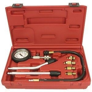 Gas Cylinder Compression Tester Kit for Gas Engines